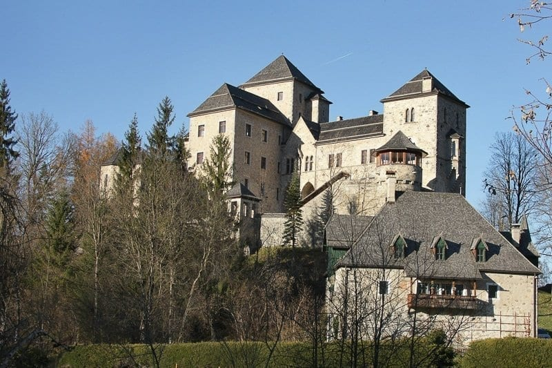 Schloss Fischhorn Doris Wallner Event